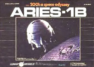 Aires 1B - Lunar Models Box Art