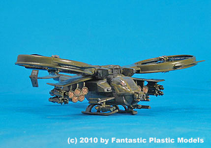 AT-99 Scorpion Gunship - Catalog Photo 1
