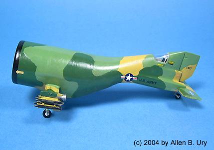 lippisch aerodyne by unicraft