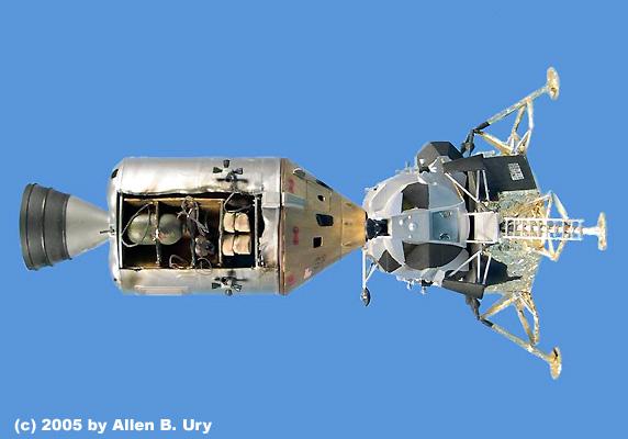 Apollo 13 - Revell/Monogram Kits