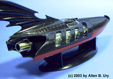 �Batman Forever� Batboat - Revell - 2