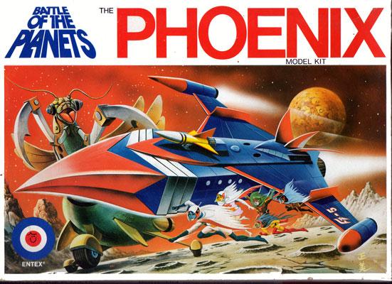 battle of the planets fiery phoenix - photo #24