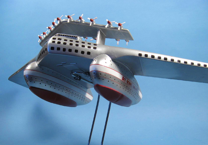 Bel Geddes Airliner No. 4 by Fantastic Plastic