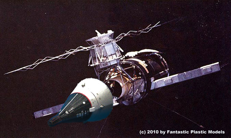 Big Gemini Spacecraft - Pics about space