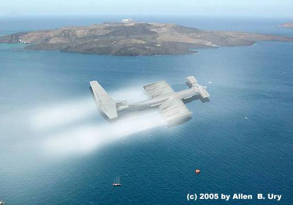 Caspian Sea Monster Ekranoplan By Takara