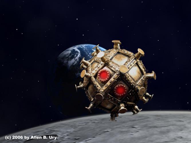 Cavorite Sphere By Larson Designs