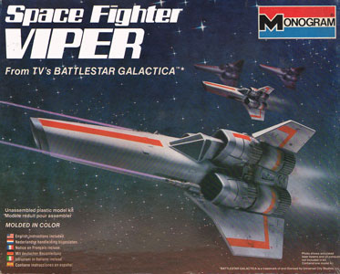 Colonial Viper MK.1 - Monogram - Original Box Art