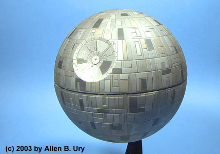 Imperial Death Star Model Kit by AMT/Ertl