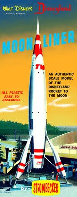 Disney Moonliner Box Art