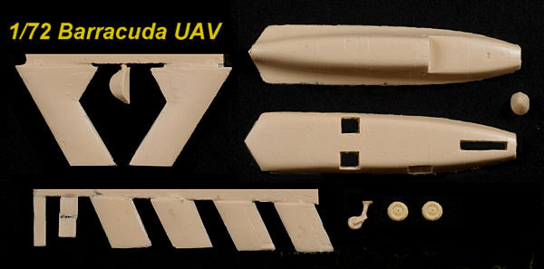 Eads Barracuda Uav By Unicraft
