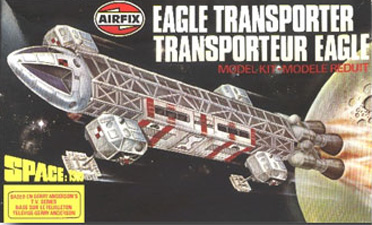 Eagle Transporter - Airfix Box Art