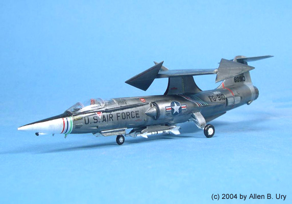 Lockheed F-104 VTOL By Unicraft