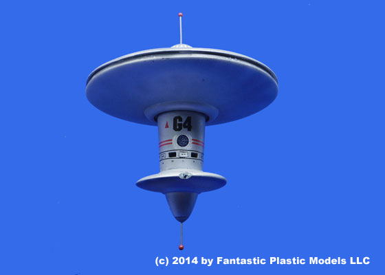 Federation G Class Starbase 1 2500 Resin Model Kit By