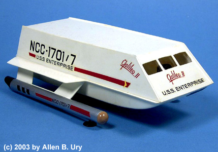 AMT Shuttlecraft Galileo