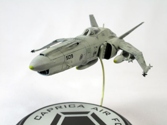 Caprica Air Force Jet Viper By Jim James