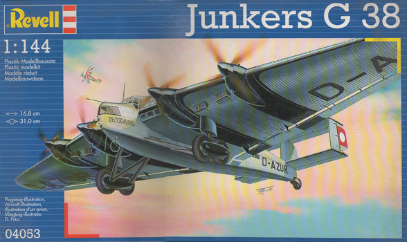 junkers g38 model page 1 scale models pistonheads. Black Bedroom Furniture Sets. Home Design Ideas