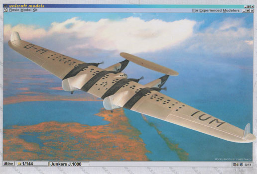 Junkers J.1000 by Unicraft