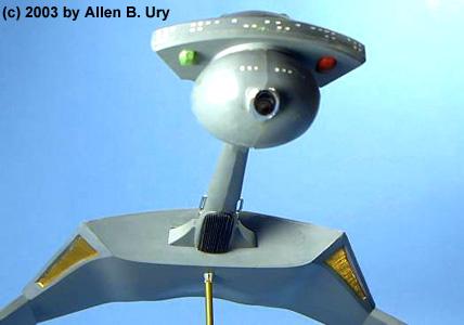 Klingon Bird Of Prey Tos Klingon D-7 Batt...