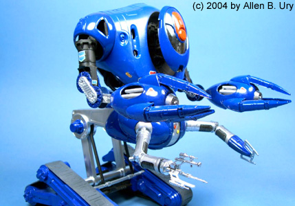 Lost in Space Robot 1:6 Model Kit by AMt/Ertl