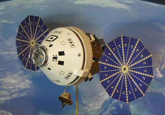 orion spacecraft plastic model kit fantastic - photo #9