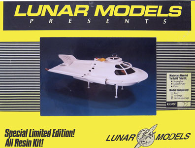 Proteus - Large Vac Kit - Lunar Models Box Art