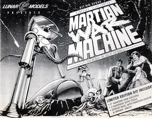 martian war machine