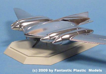 Naboo Royal Cruiser By Fantastic Plastic