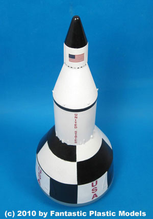 Convair Nexus Mega-Booster - Fantastic Plastic - Catalog Photo 1