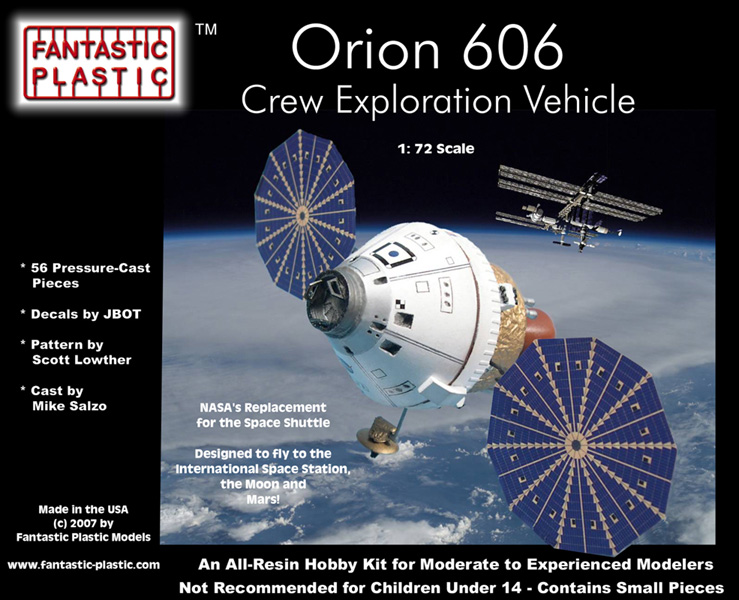the orion cev
