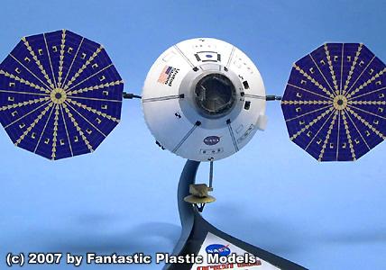 orion spacecraft plastic model kit fantastic - photo #18
