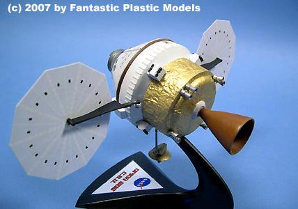 orion spacecraft plastic model kit fantastic - photo #14