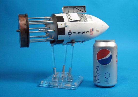 orion spacecraft plastic model kit fantastic - photo #39