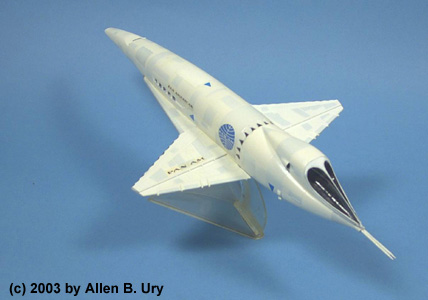Pan Am Space Clipper