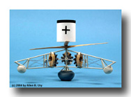 PKZ-2 Observation Helicopter - Thumbnail