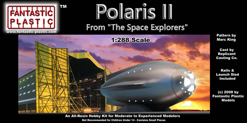 Polaris II - Box Art
