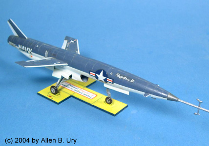 Chance Vought Regulus II - Revell - 4