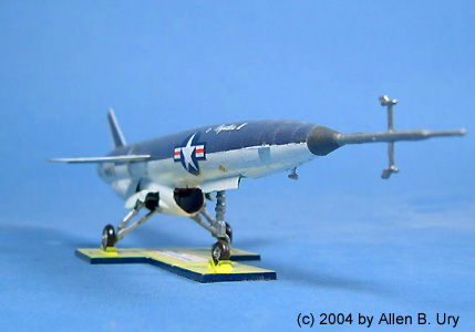Chance Vought Regulus II - Revell - 5