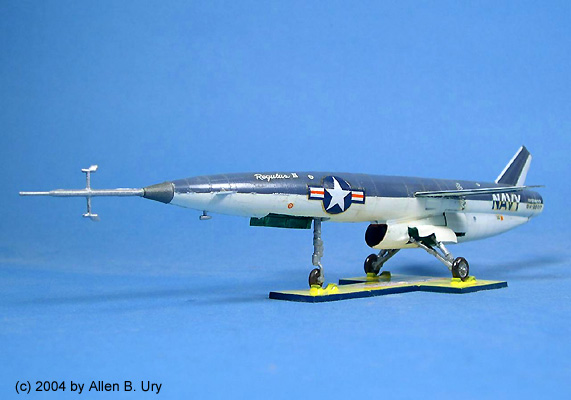 Chance Vought Regulus II - Revell - 1