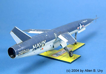 Chance Vought Regulus II - Revell - 2