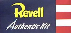 Revell Authentic Kit Logo