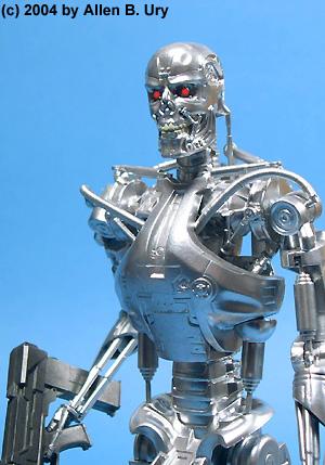 T 800 Terminator 800 Terminator Endoskeleton - Tsukuda Hobby - 5
