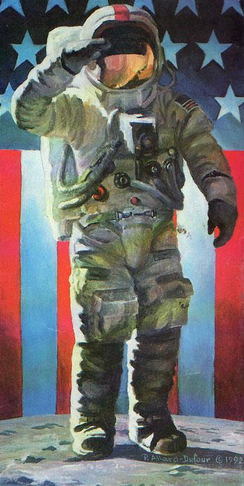 U S  Astronaut By Marco U0026 39 S Miniatures