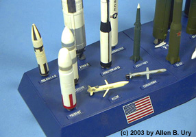 Monogram U.S. and U.S.S.R. Missiles - 2