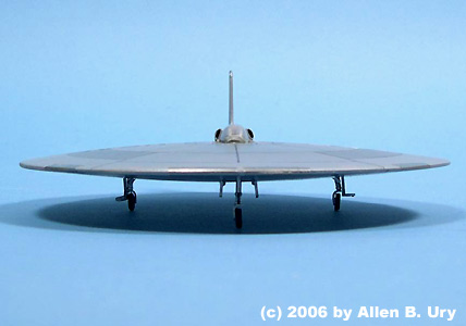 USAF 40-Foot Flying Disc - 2