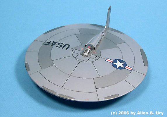 USAF 40-Foot Flying Disc - 1