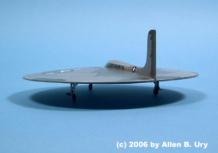 USAF 40-Foot Flying Disc - 3