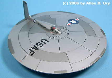 USAF 40-Foot Flying Disc - 5