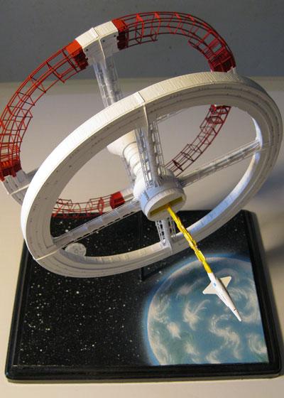 orion spacecraft plastic model kit fantastic - photo #11