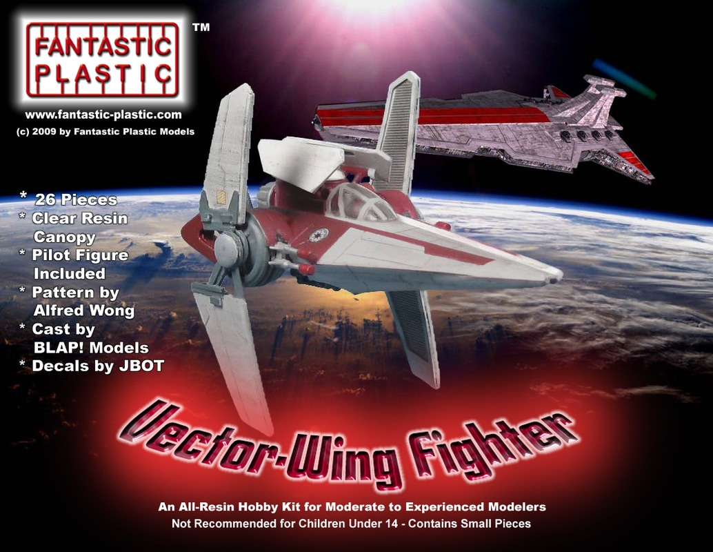 V-Wing Fighter from