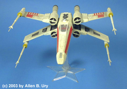 X-Wing Fighter - MPC - 2